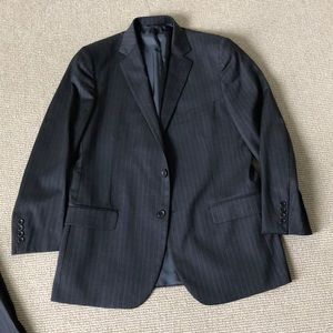 Brooks brothers pin striped Fitzgerald suit